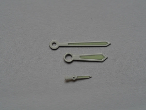 Hands set for Seagull ST3600 ST3621 movement Unitas 6497 6498 - ALPHA EUROPE