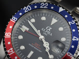 GMT hands set for DG3804 movement - ALPHA EUROPE