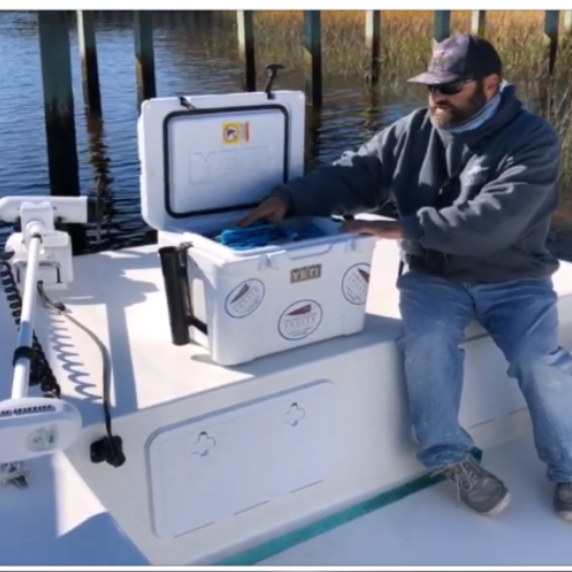 2 Minute Tip Video....Increasing Your Boat's Storage