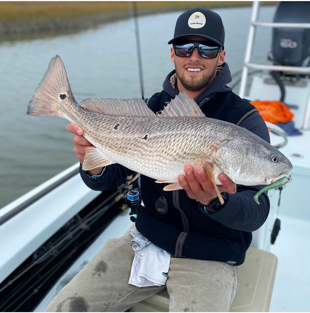 Fishing for Cold Weather Redfish