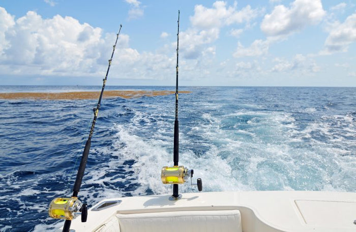 High Speed Trolling…..Fishing On Steroids