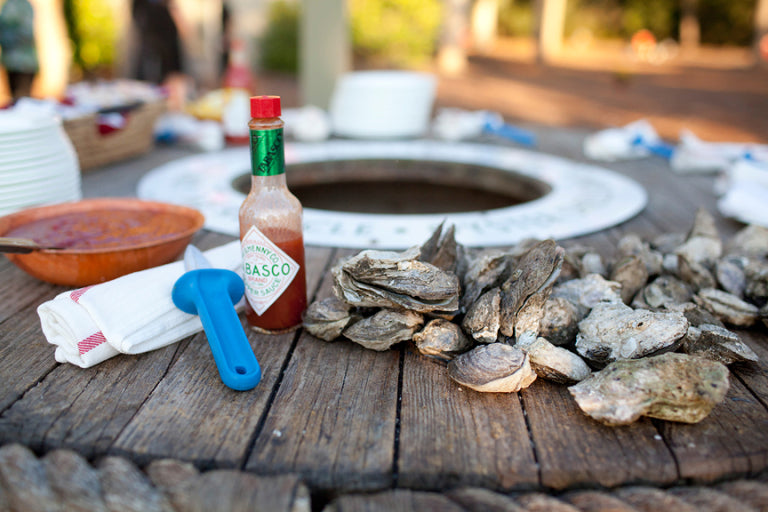 A Carolina Fisherman's Christmas…..Steamed Oysters