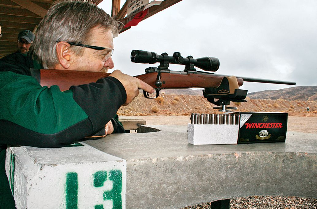 Four Tips for Correctly Sighting in Your Deer Rifle