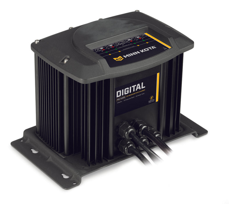 Minn Kota Precision Battery Chargers - Eastern Outfitters