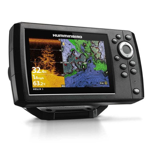 Humminbird Helix 5 CHIRP SI/GPS G2 - Eastern Outfitters