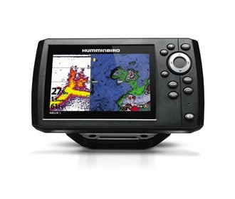 Humminbird Helix 5 G2 Chirp Sonar/GPS - Eastern Outfitters