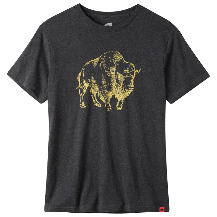 Mountain Khaki Men's Bison Tee - Eastern Outfitters