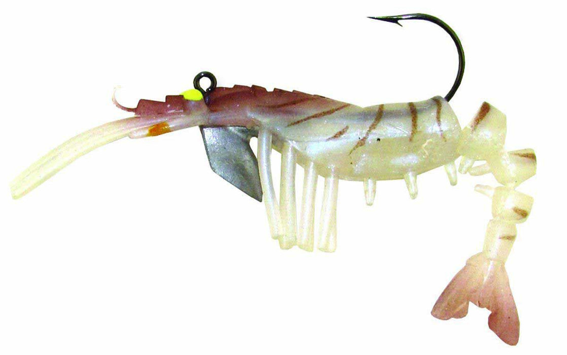 "VuDu Shrimp - 3.5"" w/ Rattle - Eastern Outfitters"
