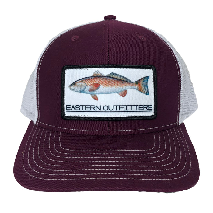 Eastern Outfitters Red Drum Trucker Hat - Eastern Outfitters