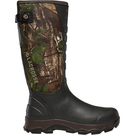 "LaCrosse 4xAlpha 16"" Snake Boots - Realtree Xtra Green - Eastern Outfitters"