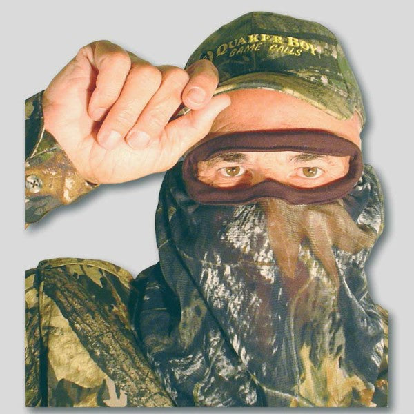 Quaker Boy Bandito Elite 3/4 Facemask - Eastern Outfitters