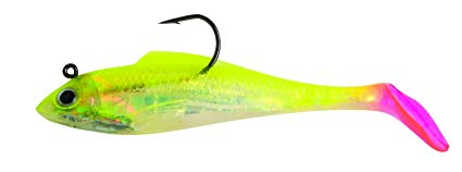 Billy Bay Halo Shad - Eastern Outfitters