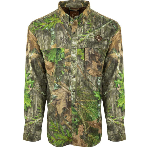 Ol' Tom Mesh Back Flyweight Shirt w/ Spine Pad - Eastern Outfitters