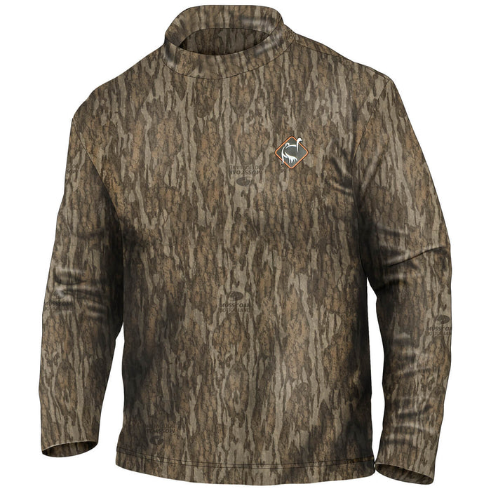 Ol' Tom Performance Mock Neck - L/S - Eastern Outfitters