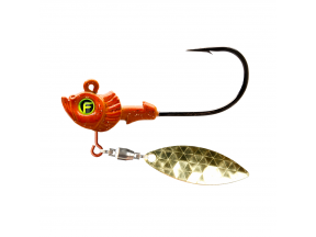 Fathom Pro-Select Belly Blade Jig Head - Eastern Outfitters