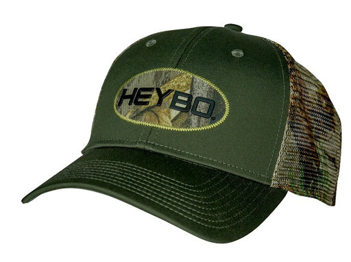 Heybo Oval Patch Trucker - Eastern Outfitters