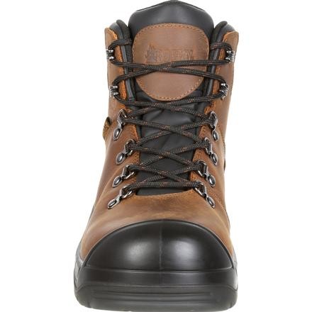 Rocky Worksmart Composite Toe Waterproof Work Boot - Eastern Outfitters