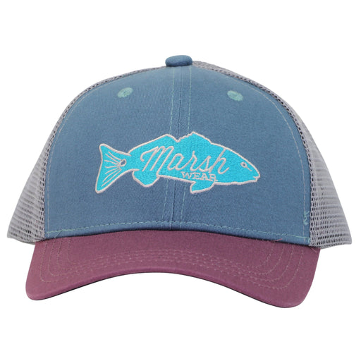 Marsh Wear Clothing Retro Red Trucker (Tea) - Eastern Outfitters