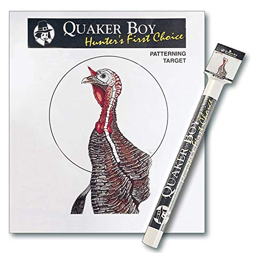Quaker Boy Turkey Target - 10 Pack - Eastern Outfitters