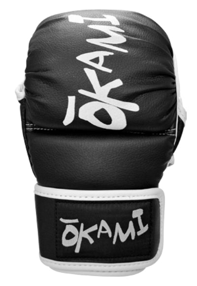 Guante MMA Okami Black FT Sparring