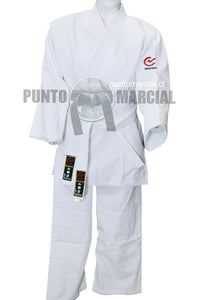 Judo Gi Wacoku Single 450 Grs Blanco