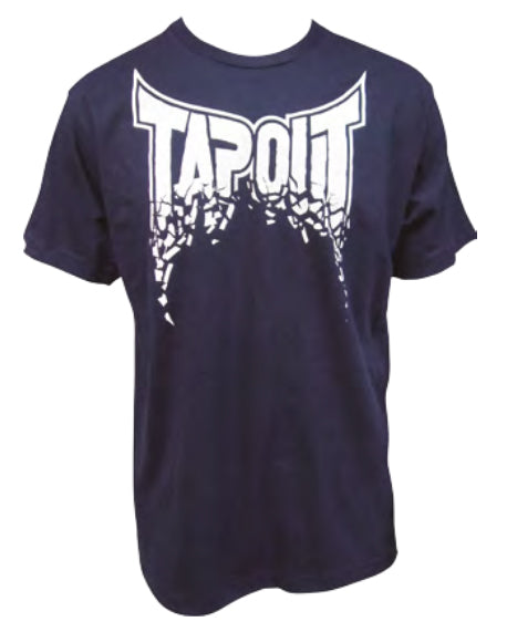 Polera Hombre Tapout Shattered