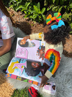 B is for Black Girl book
