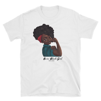 Rosie flex - B is for Black Girl Women's T shirt