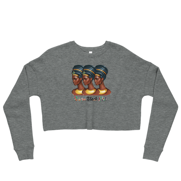 NEFERTITI - Crop Sweatshirt