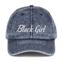 The Black Girl hat