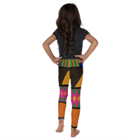 OG Kente - Little Leggings