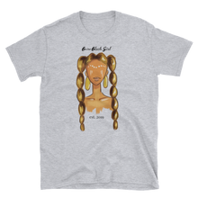Load image into Gallery viewer, Lemonade - B is for Black Girl Women's t-shirt