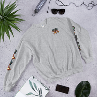 Nefertiti everything - women's crewneck