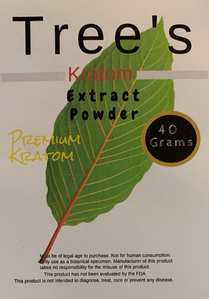 Kratom extracts 40 grams
