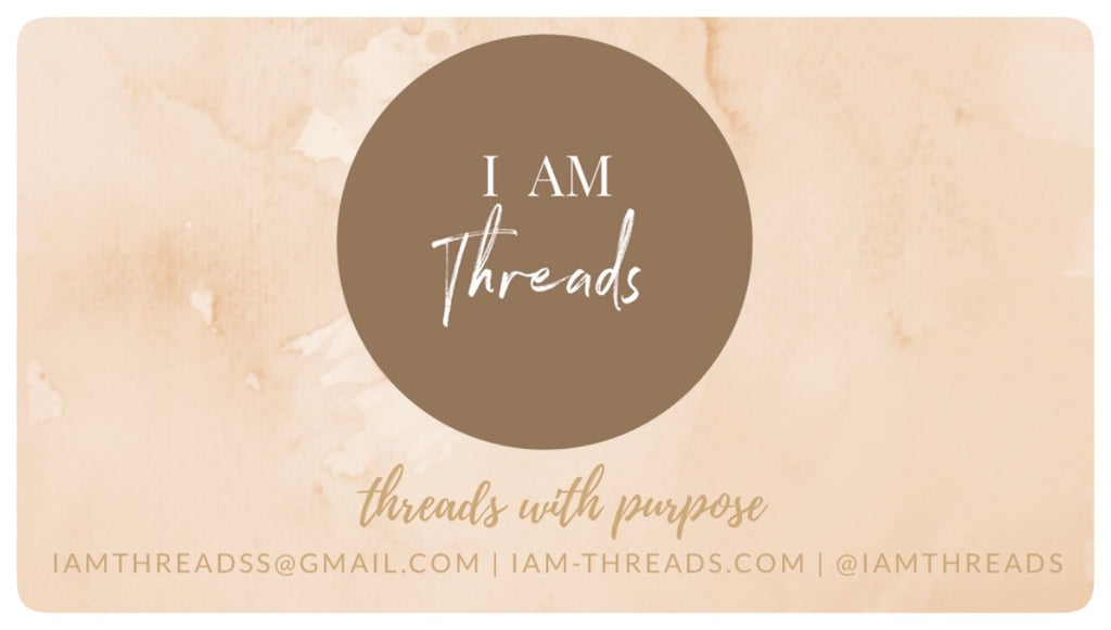 I AM THREADS GIFT CARD