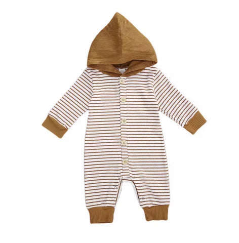 Owen Hooded Jumper