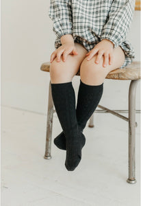Knit Knee Highs