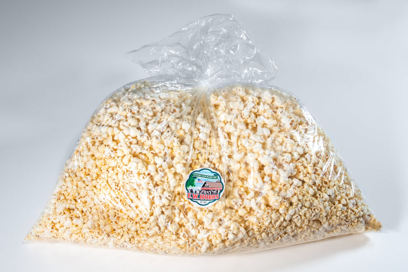 Buttered Popcorn Batch for Saturday, January 23rd 2021 PICKUP ONLY BETWEEN 10am-12pm