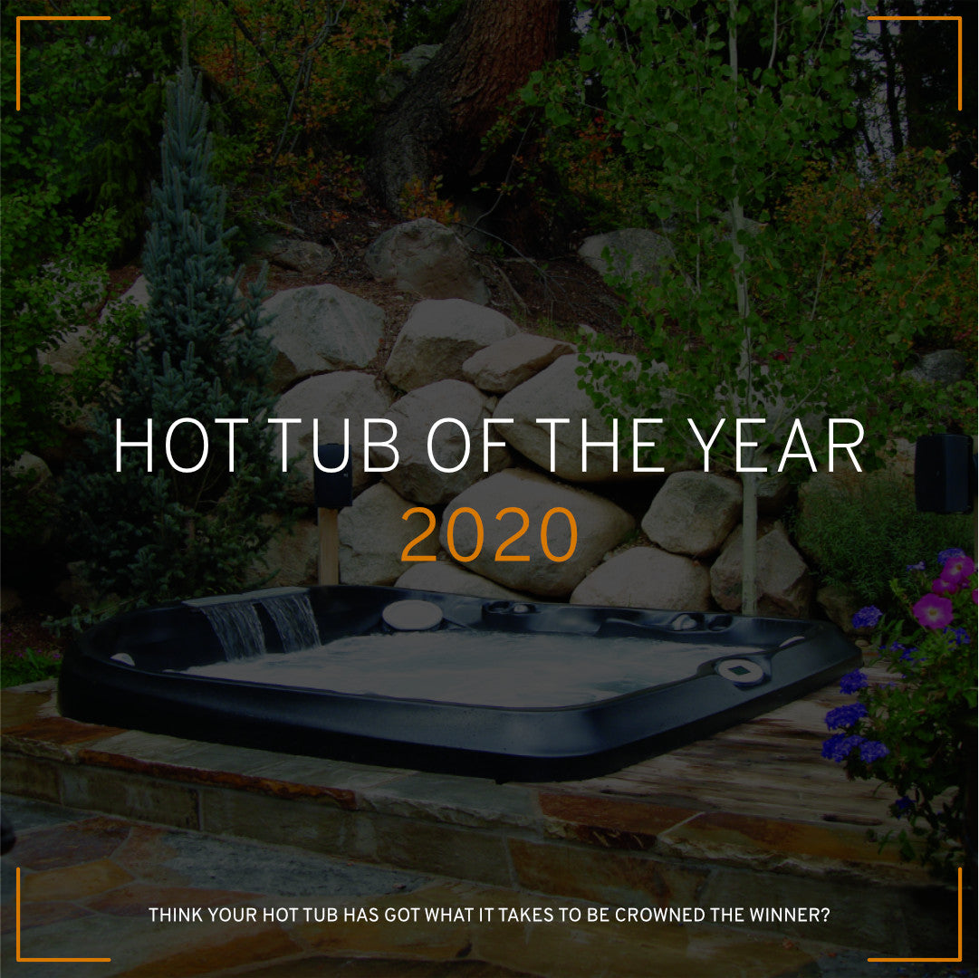 Hot Tub Of The Year 2020 Inspiration