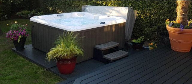 7 Inspiring Hot Tub Landscaping Ideas