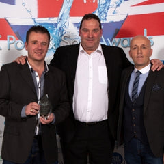 Hull awarded Best Hot Tub Showroom 2014