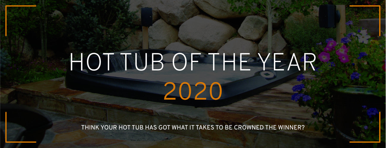 Hot Tub Of The Year Inspiration