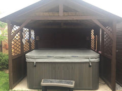 Hot Tub Installation for sexton
