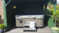 Hot Tub Installation for Lee