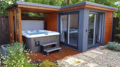 Hot Tub Installation for Taylor