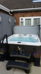 Hot Tub Installation for Mitchelmore