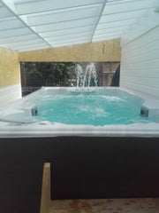 Hot Tub Installation for Jabbar