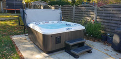 Hot Tub Installation for Lavis