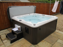 Hot Tub Installation for Appleyard