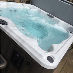 Hot Tub Installation for Tessa